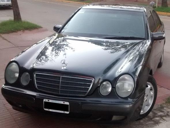 Auto Mercedes Benz 2000