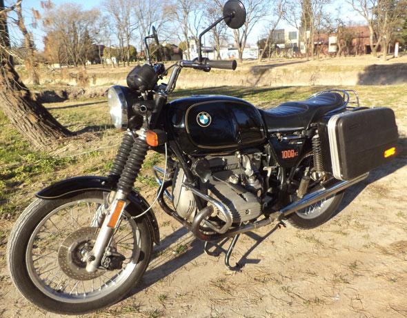 Moto BMW R100/7