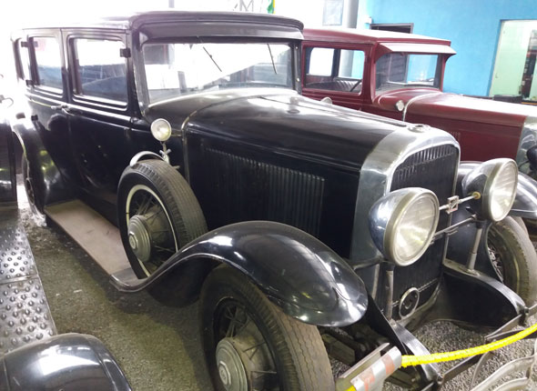Auto Buick 1931