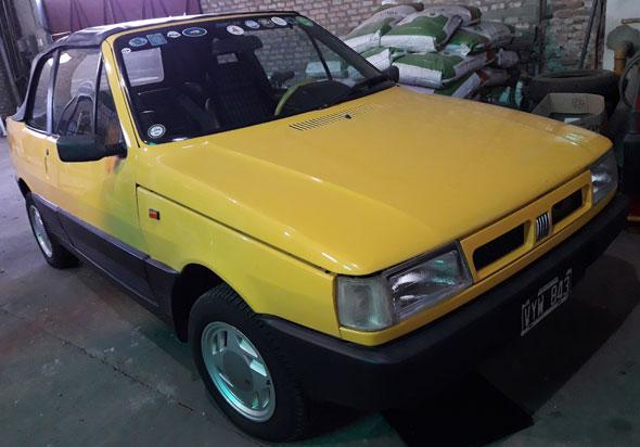 Auto Fiat Uno