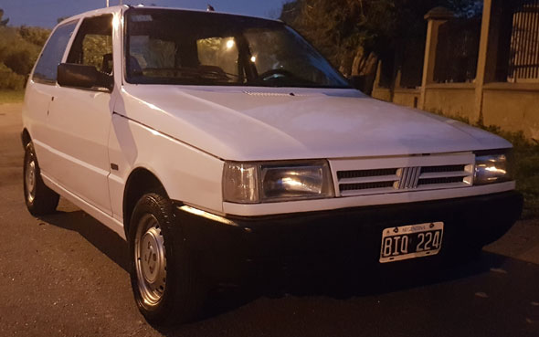 Auto Fiat Uno CS 1.6 Full