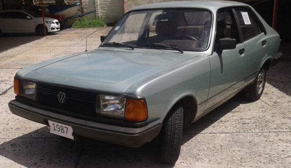 Auto Volkswagen Dodge 1987