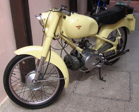 Moto Rumi Cc125