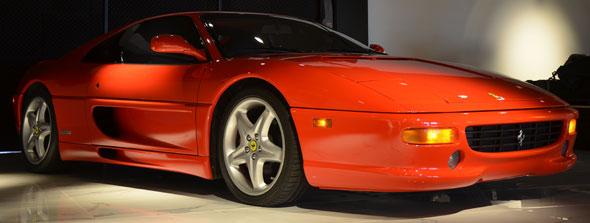 Auto Ferrari F355