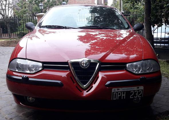 Auto Alfa Romeo 156 2.4 V6