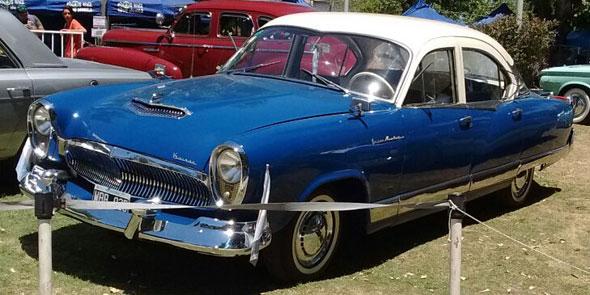 Auto IKA Kaiser