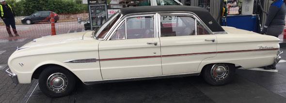 Auto Ford Falcon Futura 1965