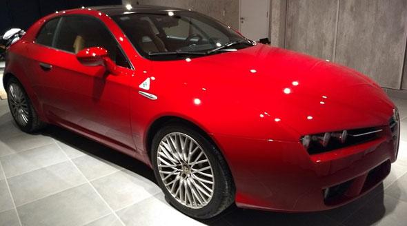 Car Alfa Romeo Brera