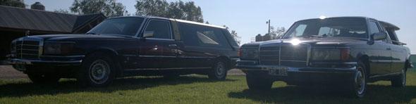 Auto Mercedes Benz Fúnebre Porta