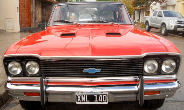 Auto Chevrolet 400 1973
