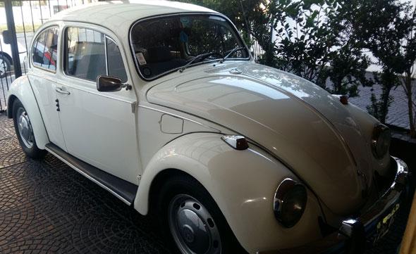 Auto Volkswagen Escarabajo 1968