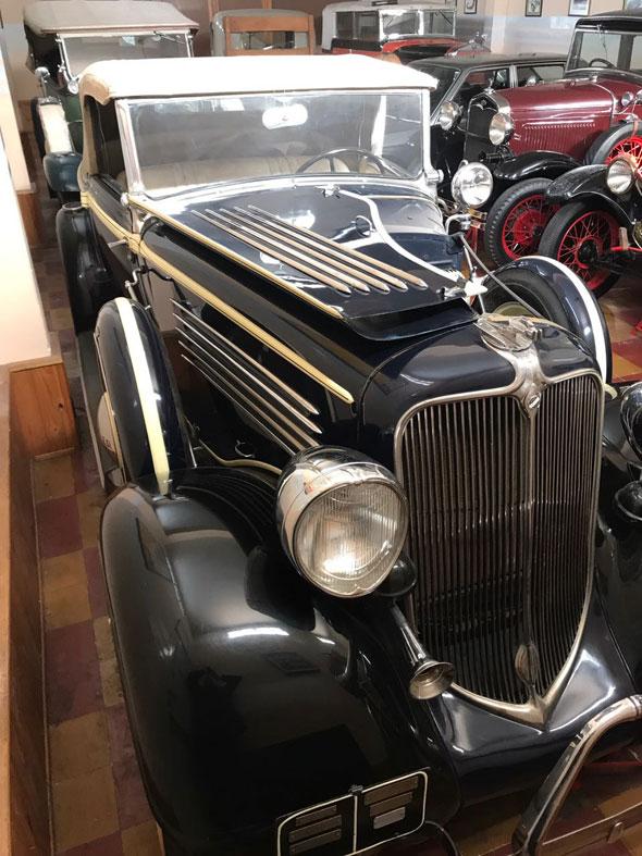 Auto Chrysler 1934