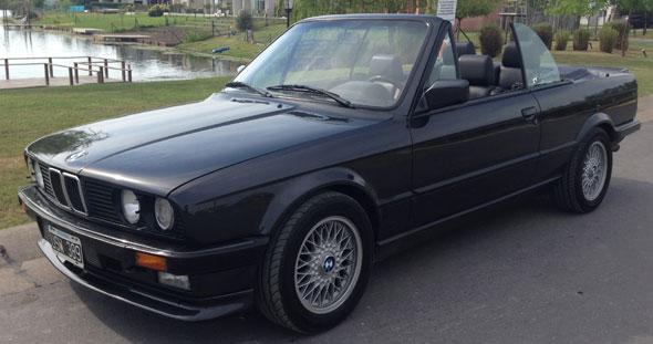 Auto BMW 325i Cabriolet