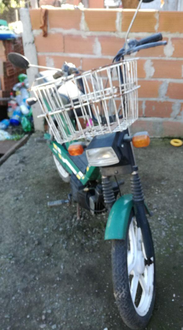 Moto Garelli Noi Matic