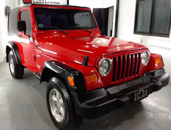 Auto Jeep Wrangler 4.0l Sport MT Hard Top