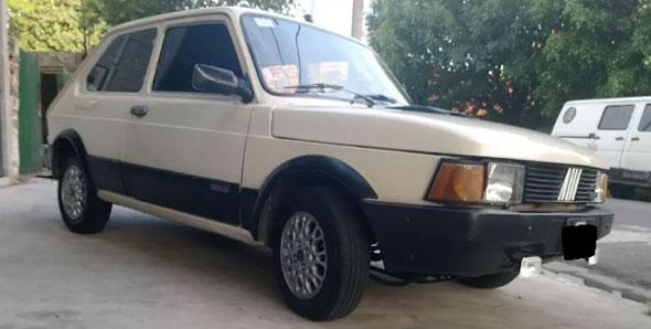 Car Fiat 147 1.3 TR