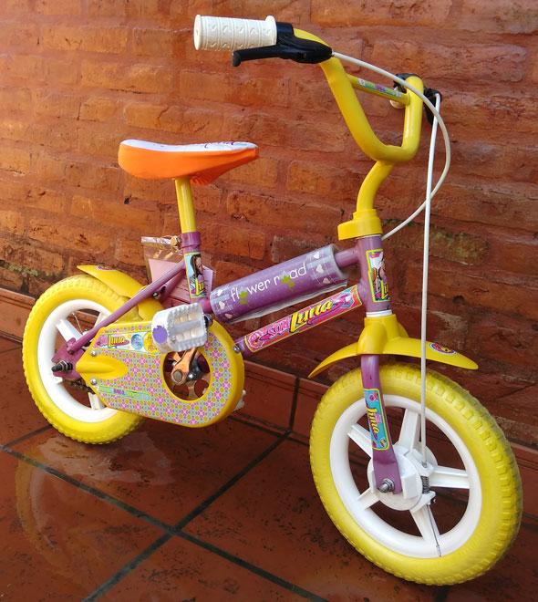 Bicicleta Bicicleta RVB Paseo Soy Luna R12