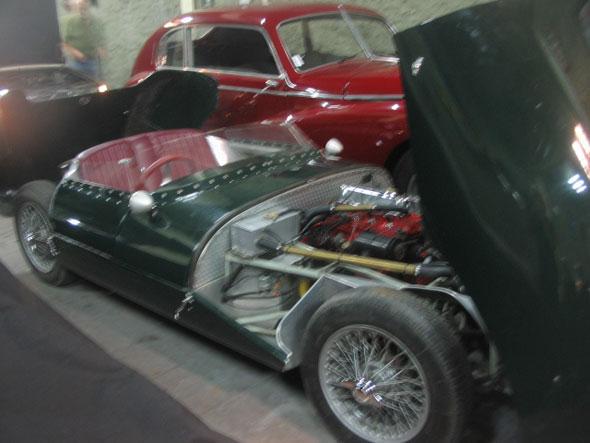Auto Lotus Eleven