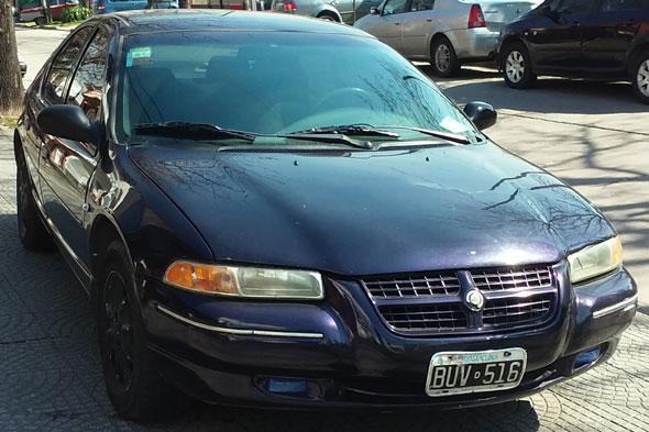 Car Chrysler Stratus 2.5 Automático 1998