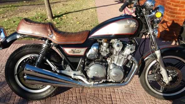 Moto Honda 750 Exclusive