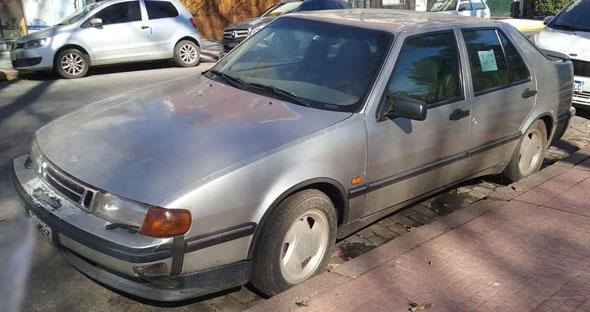 Auto Saab 9000 CSE
