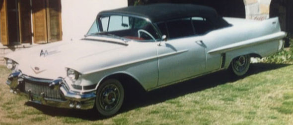 Auto Cadillac 1957