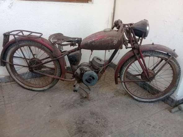 Gillet Herstal 1947 Motorcycle