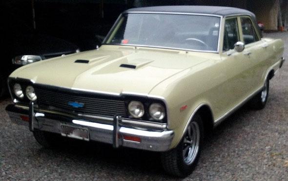Car Chevrolet 400 SS