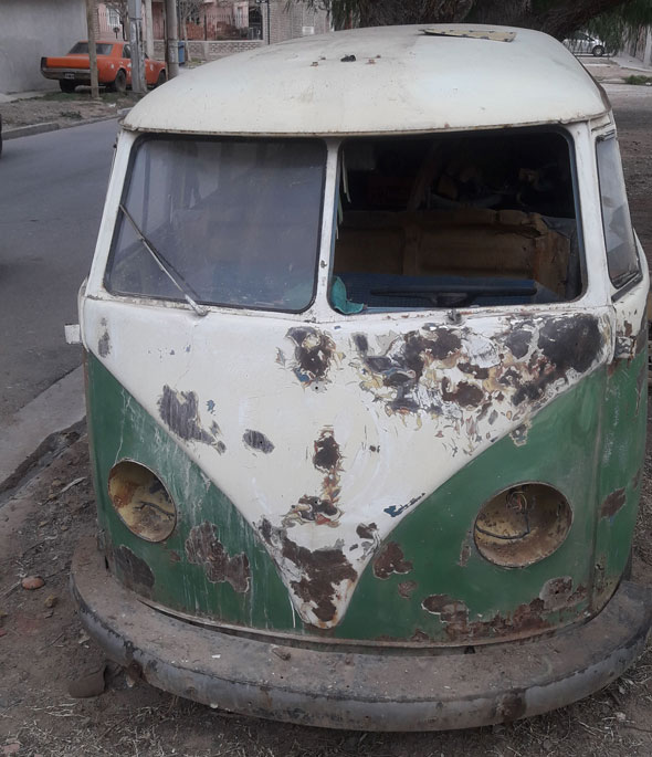 Car Volkswagen T1