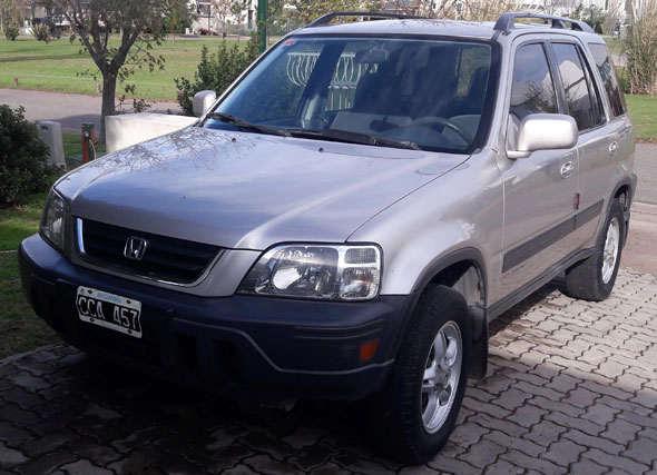 Car Honda CRV