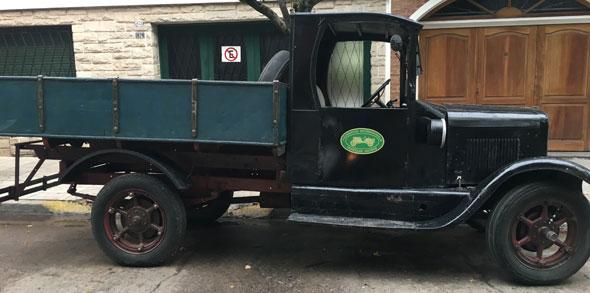 Car International 1927