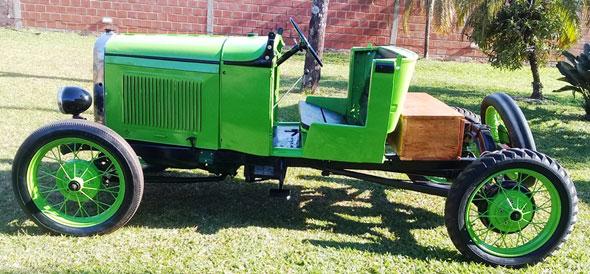 Car Ford A 1931
