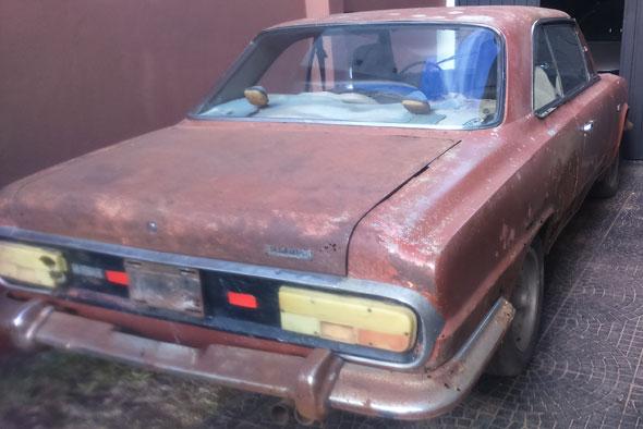 Car IKA Torino Coupé