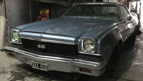 Car Chevrolet Chevelle