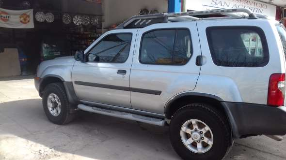Car Nissan Xterra