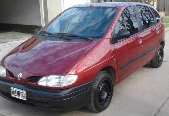 Car Renault Scenic 1998