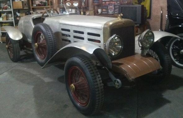 Auto Nash 1932