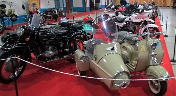 Siambretta LD 125 1957 Motorcycle