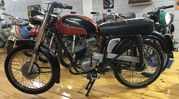 Cleri 98 Motorcycle