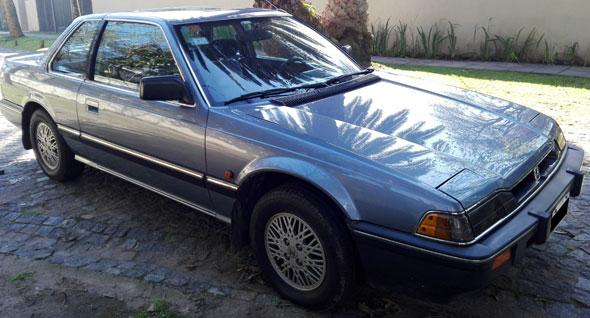 Car Honda Prelude 1.8 Ex