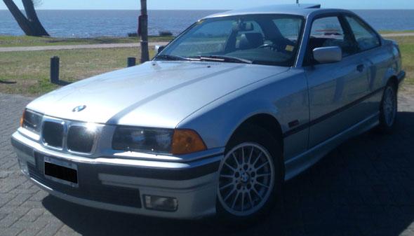 Auto BMW 328ISA