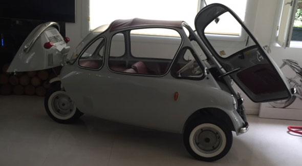 Car Heinkel K200