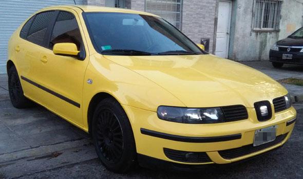 Car Seat Leon 4 20VT