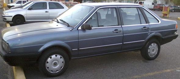 Auto Volkswagen 1991