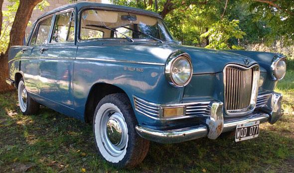 Car Siam Di Tella 1500 1965