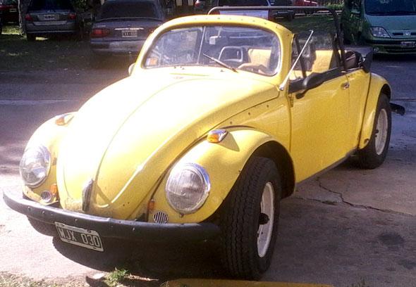 Car Volkswagen Fusca 1956