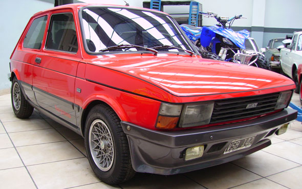Auto Fiat 147 Sorpasso