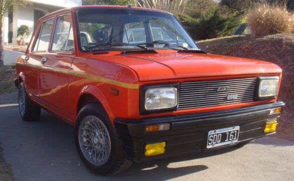 Car Fiat 128 Iava 79