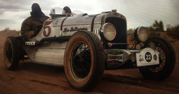 Auto Dodge Brothers Baquet 1929