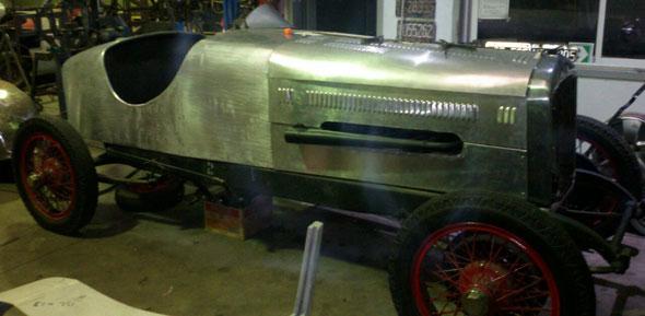 Car Reo 1929 Baquet